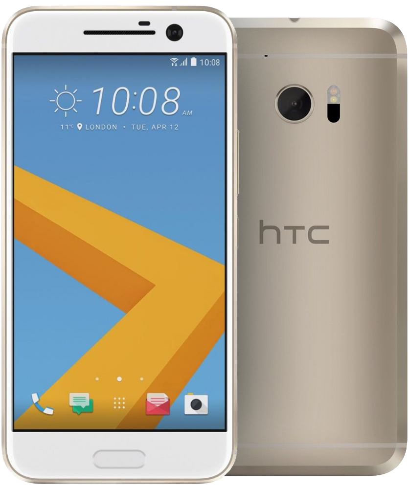 Смартфон HTC 10 Lifestyle (золотистый)