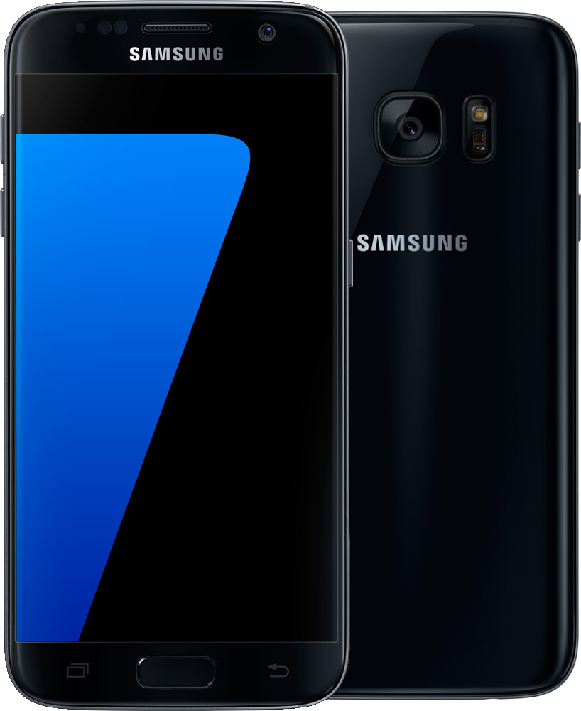 Смартфон Samsung Galaxy S7 32GB (черный)